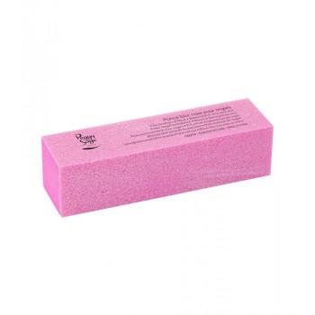 Bloque pómez rosa para uñas
