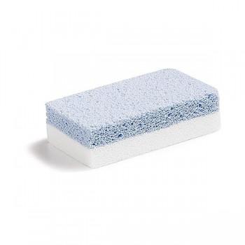 Piedra pomez blanca/azul...