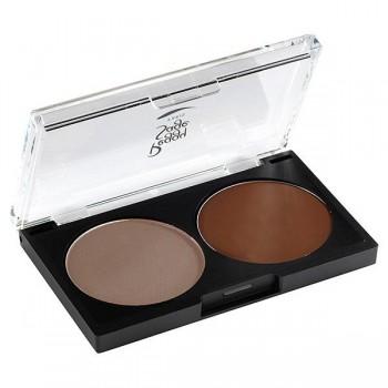 Paleta para cejas brun