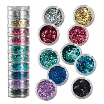 Glitter mix - fiesta