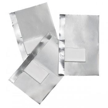 50 Hojas de aluminio con...
