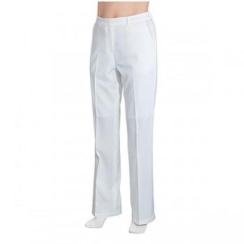 Pantalón de estética blanco S