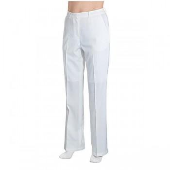 Pantalón de estética blanco M