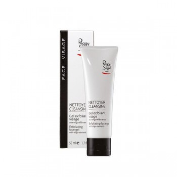 Gel exfoliante faciale con...