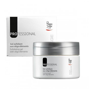 Gel exfoliante facial con...