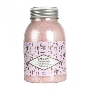 Caviar de baño - Flor de...