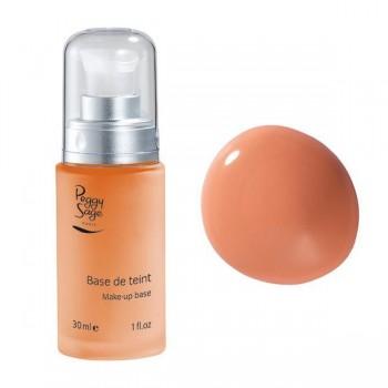 Base de maquillaje abricot...
