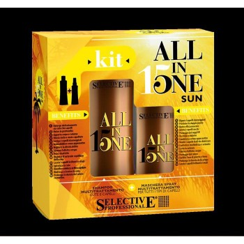 KIT ALL IN ONE SUN 15 EN 1...
