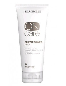 ON CARE SILVER POWER MASK...
