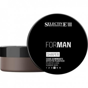 FOR MAN SHAPER  100 ML.