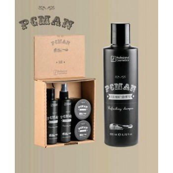 ESTUCHE PCMAN HAIR 4 PRODUCTOS