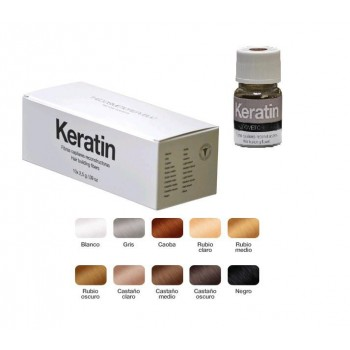 KERATIN PACK 10 COLORES 2.5...