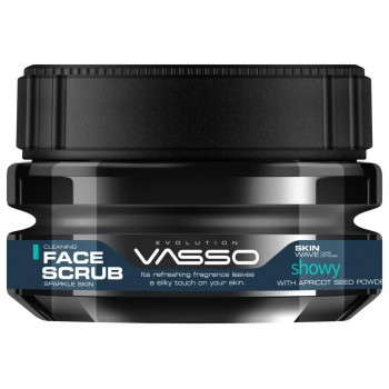 VASSO FACE SCRUP  250ML