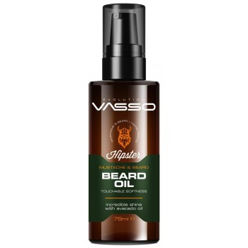 VASSO BEARD & MUSTACHE OIL...