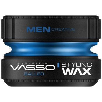 VASSO HAIR STYLING WAX...