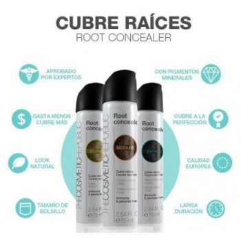 ROOT CONCEALER 75 ML CUBRE...