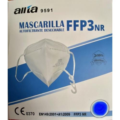 MASCARILLA PROTECCION FFP3...