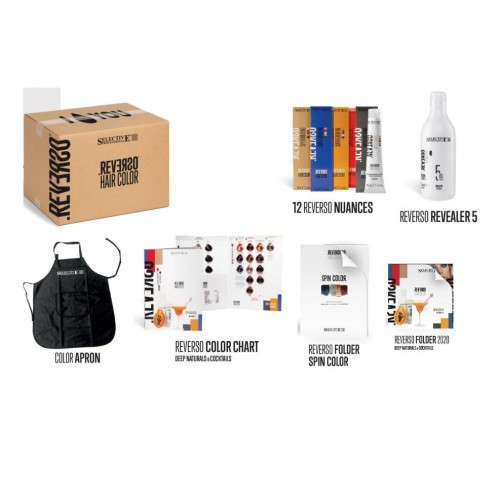 KIT REVERSO COLORES INTENSOS