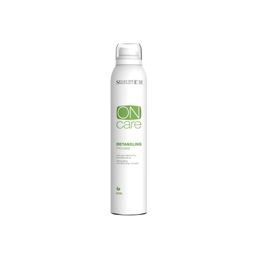 ON CARE DETANGLING MOUSSE...